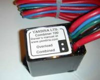 C100 Battery Combiner – Voltage Sensitive Relay