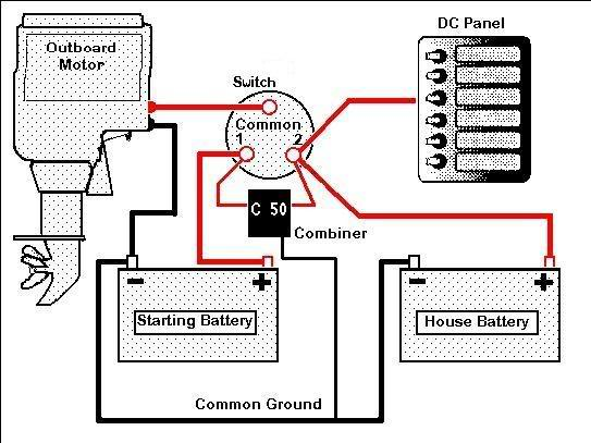 C100 Diagram battery combiner wiring diagram dual battery schematic \u2022 wiring voltage sensitive relay module wiring diagram at gsmx.co